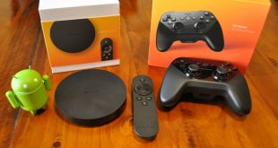 Nexus Player - Header