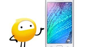Samsung Galaxy J1 & Optus Pre Paid