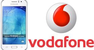 Voda Samsung Galaxy J1 Ace 4G Banner