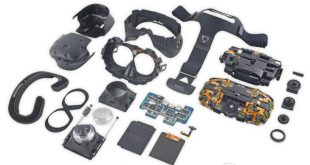 iFixit tears down the HTC Vive VR headset