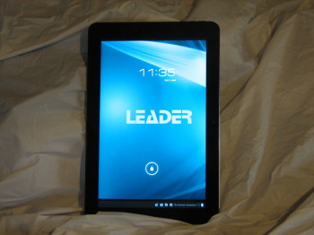 Leader Tab 10″ — Review