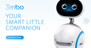Asus launched a cute little robot called Zenbo at Computex