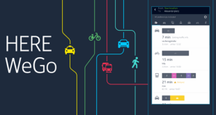 HERE maps renames itself to HERE WeGo and adds new functions and features in latest update