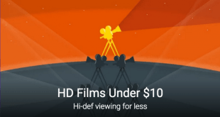 Good Deal:Get HD Movies for under $10 on Google Play