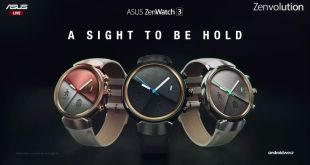 Asus reveal the ZenWatch 3 and it's a beauty