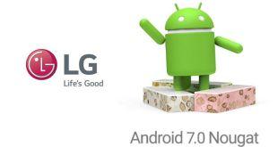LG Nougat