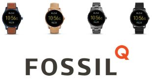 Fossil Q Wander and Q Marshall now available to purchase in Australia