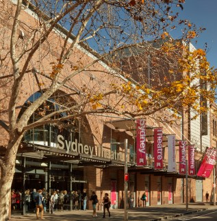 Sydney Theatre gets a new name, becomes Roslyn Packer Theatre