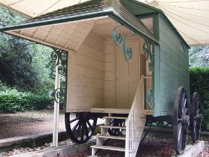 Queen Victoria's Bathing Machine