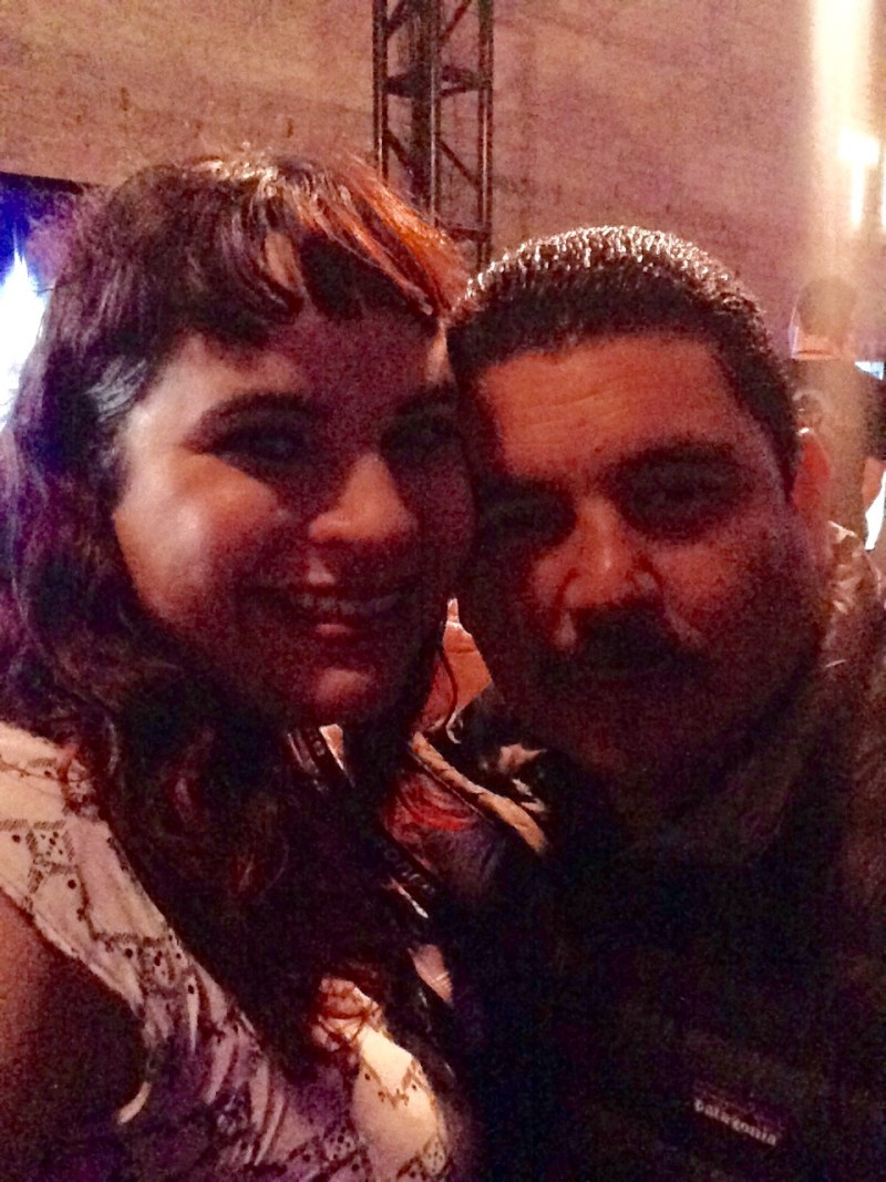 Guillermo from the Jimmy Kimmel Live! at SXSW