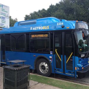 Capital Metro shuttle