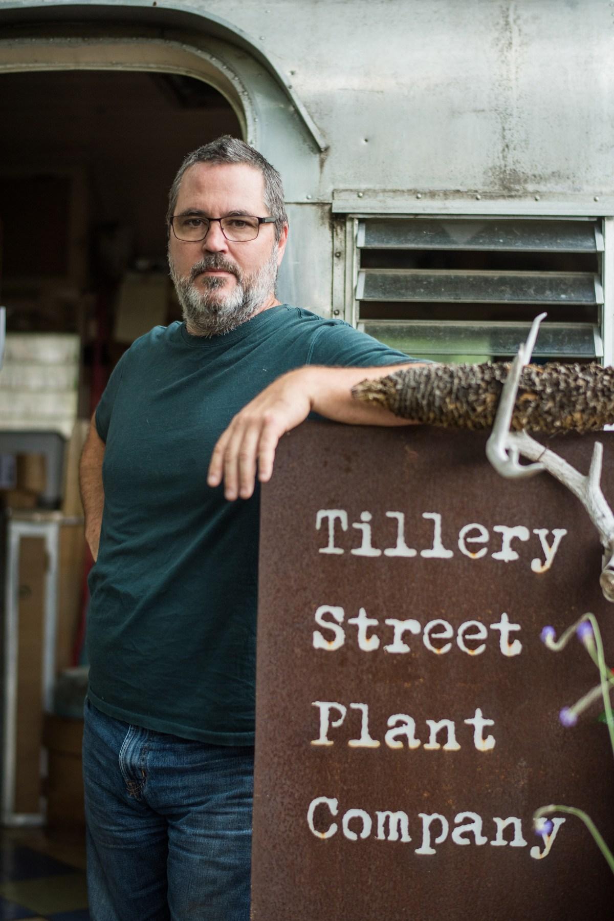 Jon Hutson Tillery Street Plant Company nursery gardening horticulture