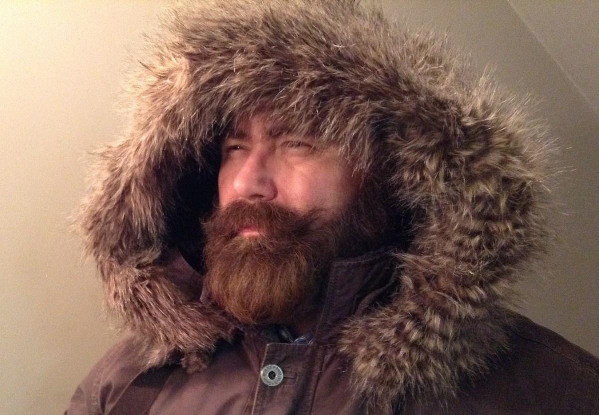 beard growing dude burly man manly facial hair