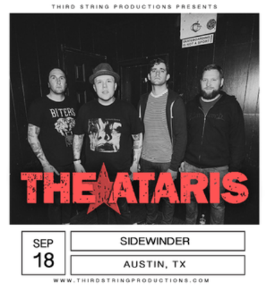 the ataris sidewinder