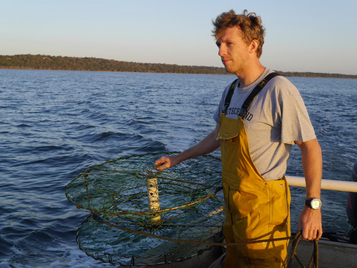 Matt Watson MSC Fisheries Officer - Oceania & SE Asia