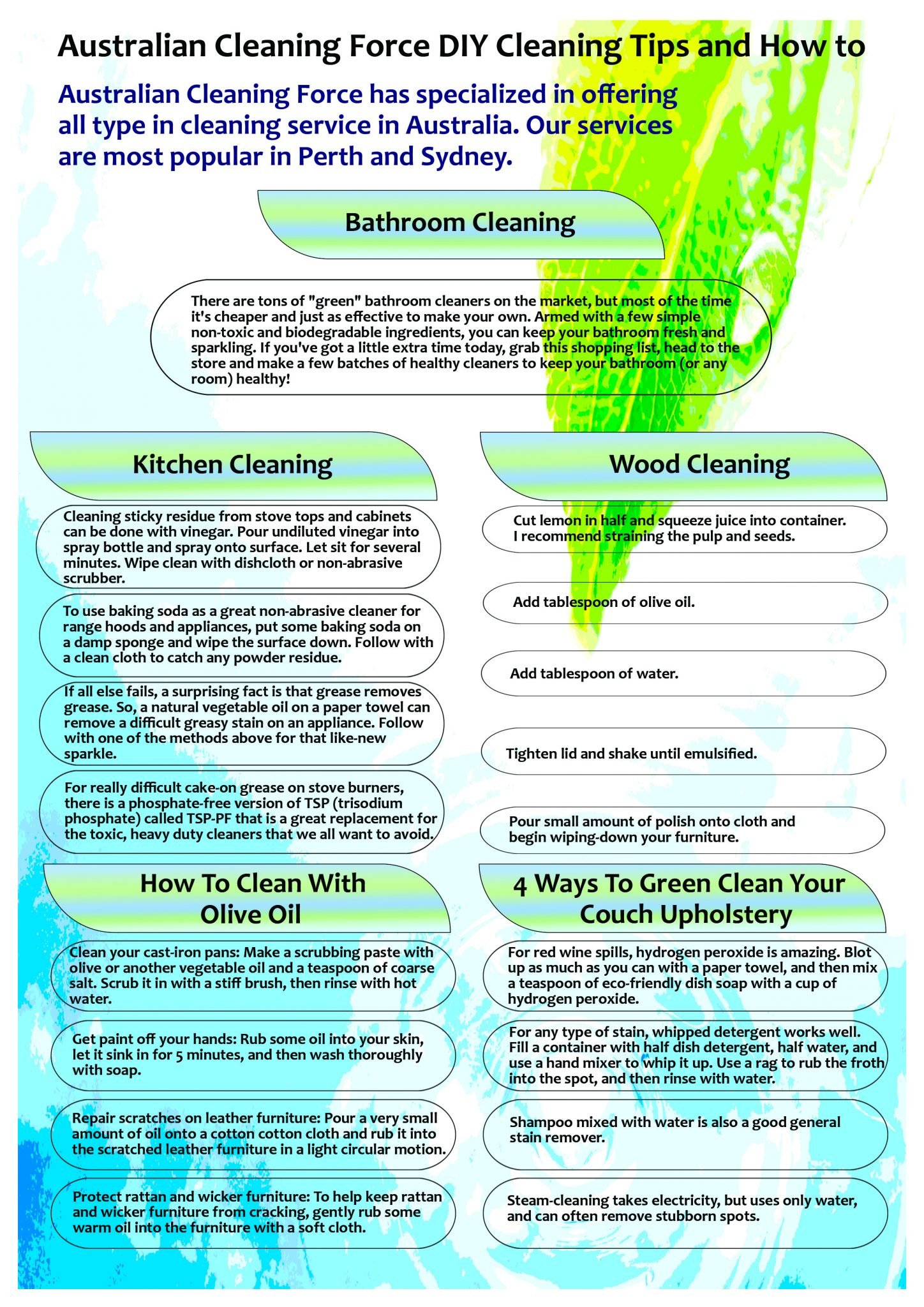 infographics diy home cleaning tips n cleaning force home cleaning tips