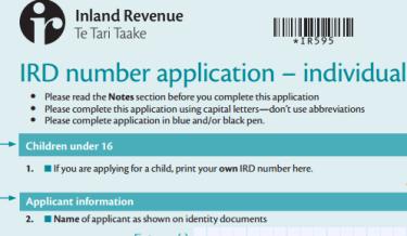 numero-ird-nouvelle-zelande-remplir-formulaire
