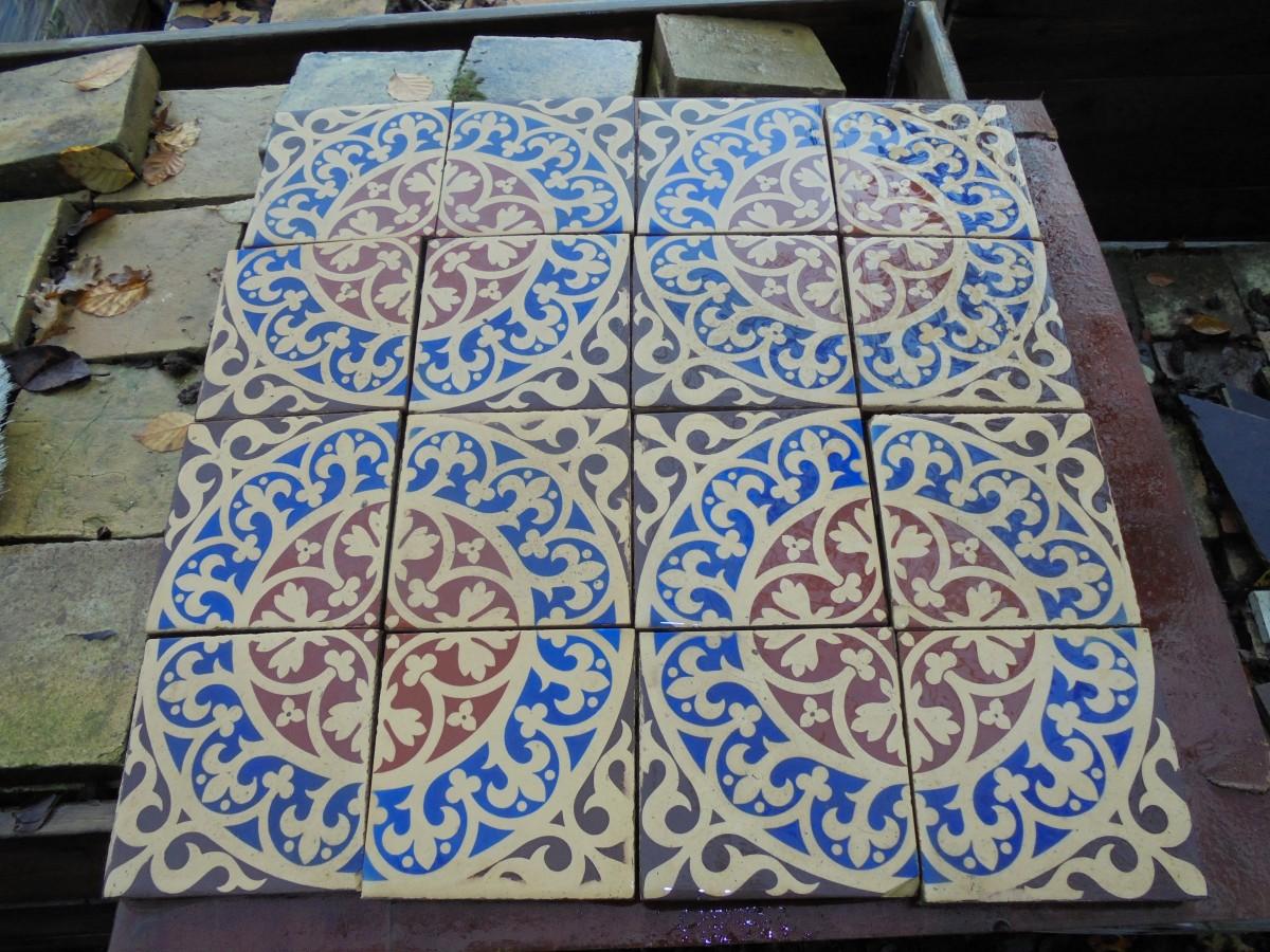 Fullsize Of Mosaic Floor Tile