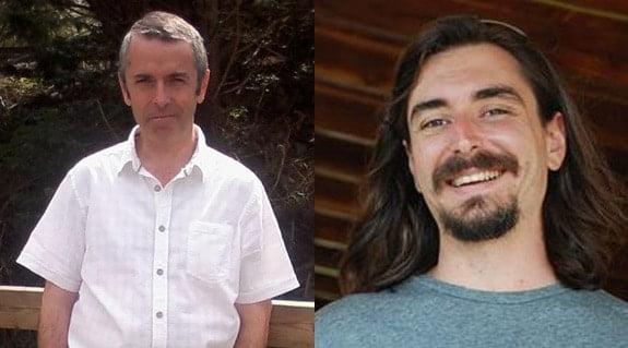 Michael Reed and Ryan Kurczak