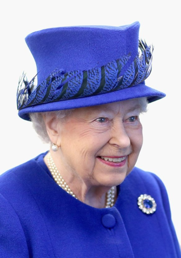 Queen Elizabeth II / Source: Chris Jackson, Getty Images