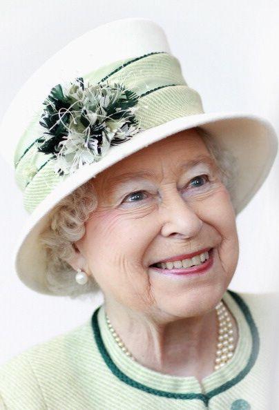 Queen Elizabeth II / Source: Chris Jackson at Getty Images