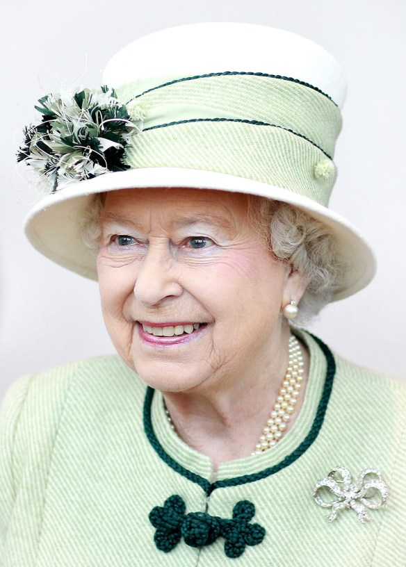 Queen Elizabeth II / Source: Pinterest