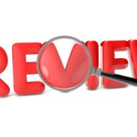 When Drive By Reviewers Have An Agenda (and a logo vendor recommendation)