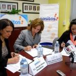 Cetys Universidad y Pasitos A. C. firman un convenio de formación