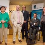 """FEAPS inaugura en Madrid la exposición itinerante """"Con otra mirada"""""""