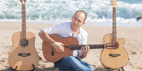 tres guitarras para el autismo cover