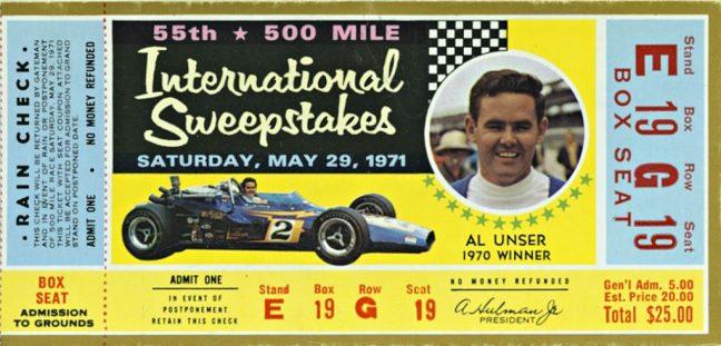 indy500_ticket_1971