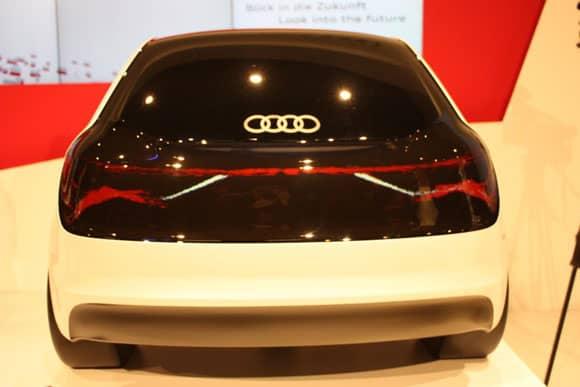Audi OLED Technik