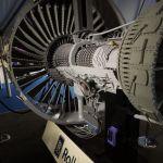 Trent 1000 engine replica in lego1