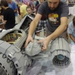 Adrian Drak's Lego Firefly Serenity model  11