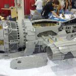 Adrian Drak's Lego Firefly Serenity model  6
