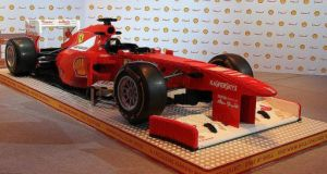 Full size F1 Lego car  2