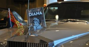 Princess Diana's armored UK Embassy Rolls Royce Silver Wraith II  2