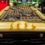 Ford Falcon Pool Table