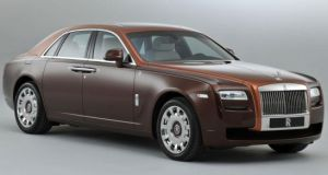 Rolls-Royce One Thousand and One Nights Bespoke Ghost Collection 2