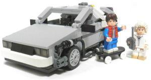 Cuusoo Lego DeLorean 4