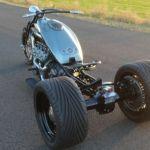 Ford Flathead V8 powered trike 9