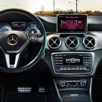 Mercedes-Benz CLA, the baby CLS 3