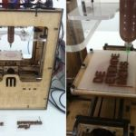 Robots in Gastronomy's 3D chocolate printing cart 5