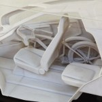 Designers imagine city electric car for Czech automaker in Skoda ONE 7