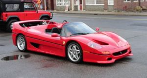 Ferrari F50 for sale on JamesEdition 5