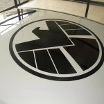 Humberto Ramos' Avengers Artwork on Acura TL  7