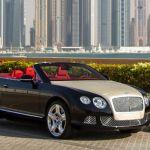 Luxury Refinish Bentley Continental GTC 9