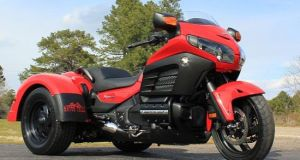 Motor Trike's Honda Gold Wing F6B Trike 4