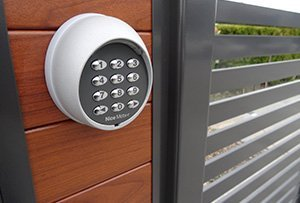 Add Keypad Entry to your Gate