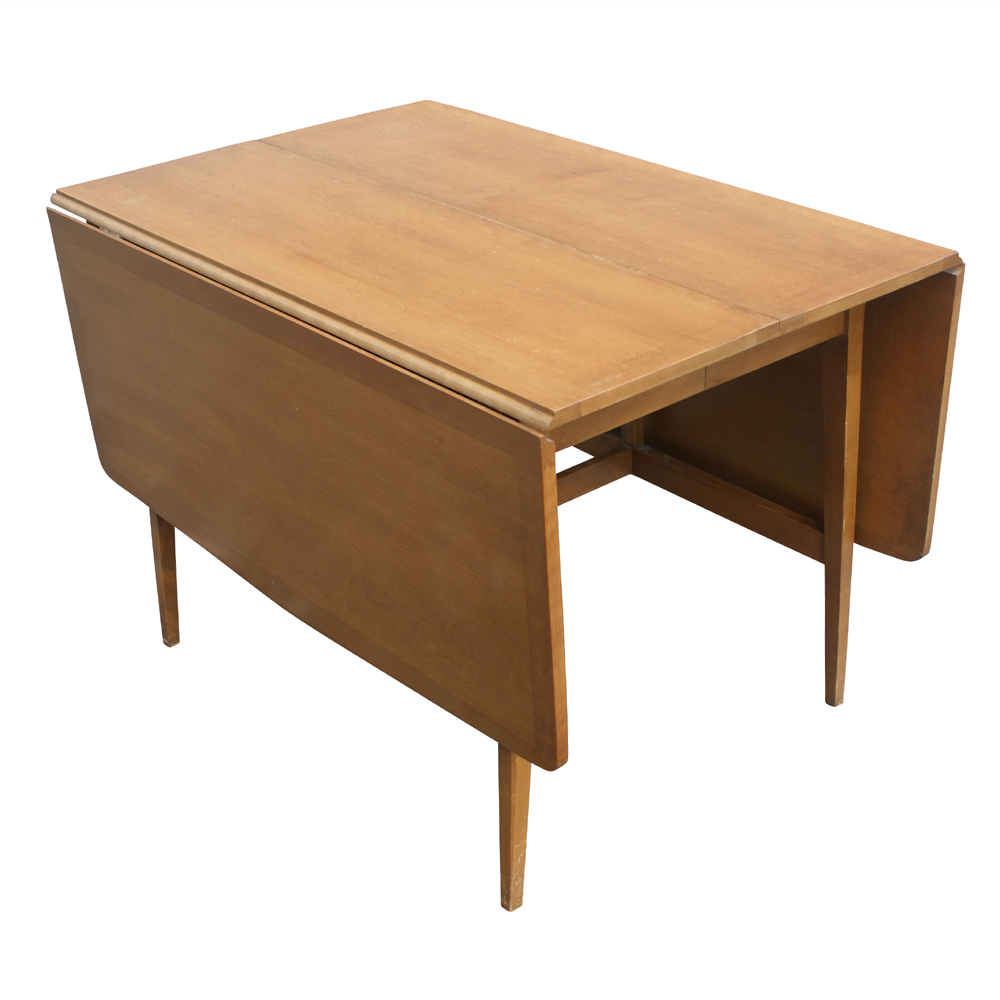 drop leaf dining table with hide away folding chairs drop leaf kitchen tables Photo Gallery of the Drop leaf dining tables for those who know what little room means